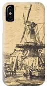 A Haarlem IPhone Case