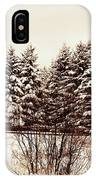A Herd Of Trees IPhone Case