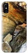 A Hole In The Rock - 1 IPhone Case