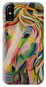 A Horse Of A Different Color IPhone Case