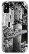 A Knight's Castle In Blue IPhone Case