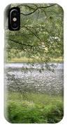 A Lake Near Glendalough IPhone Case