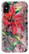 A Lily Fresco IPhone Case
