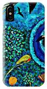A Little Garden At The Edge Of The World IPhone Case