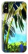 A Little Maui Wowee IPhone Case