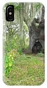 A Live Oak In Purgatory IPhone Case