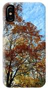 A Magnificent Fall Day IPhone Case
