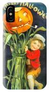 A Merry Halloween IPhone Case