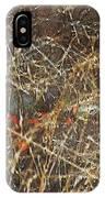 A Misty Rain In Autumn IPhone Case