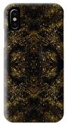 A Moment Bristling IPhone Case