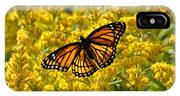 A Monarch World IPhone Case