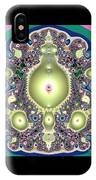 A Mothers Womb Gods Garden Of Life IPhone Case