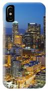 A Night In L A IPhone Case