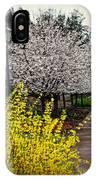 A Path Through The Garden IPhone X Case