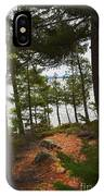 A Path To The Point IPhone Case