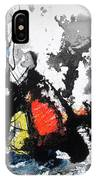 A Perfect Storm IPhone Case by Rick Baldwin