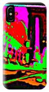 A Peter Max City IPhone Case