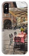 A Pisa Cafe IPhone Case