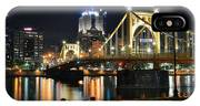 A Pittsburgh Panorama IPhone Case