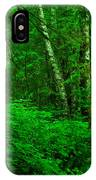 A Place In The Forest IPhone Case