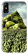 A Pointed Hilltop IPhone Case
