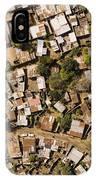 A Poor Neighborhood In Urban Maputo IPhone Case