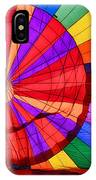 Temecula, Ca - A Rainbow Of Colors IPhone Case