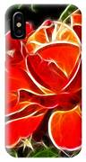 A Red Rose For You IPhone Case