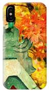 A Return To Fall - Digital Painting IPhone Case