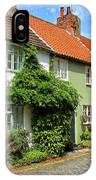 A Row Of Cottages IPhone Case