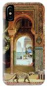 A Royal Palace In Morocco IPhone Case