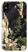 A Sheltered Place IPhone Case