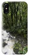 A Small River Flows Through A Dense IPhone Case