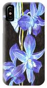 A Spray Of Orchids IPhone Case
