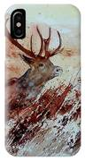 A Stag IPhone Case