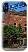 A Street In Perrysburg IIi IPhone Case