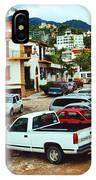 A Street In Puerto Vallarta IPhone Case