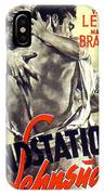 A Streetcar Named Desire Stylish European Portrait Poster IPhone Case