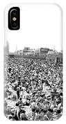 A Summer Day At Coney Island IPhone Case