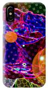 A Sunlit Blossom  IPhone Case