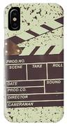A Take From Old Hollywood IPhone Case