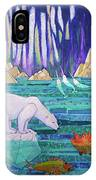 A Tale Of Light And Ice IPhone Case