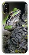 A Terrific Frog #1 IPhone Case