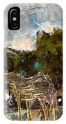 A Thirsty Horse IPhone Case