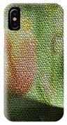 A Tiled Tullip  IPhone Case