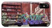A Train Car Named Desire IPhone Case