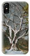 A Tree For All Seasons  IPhone Case