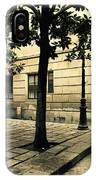 A Tree Grows In Barcelona IPhone Case