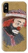 A Tribute To All Clowns IPhone Case