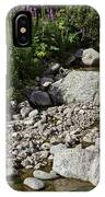 A Vail Stream IPhone Case